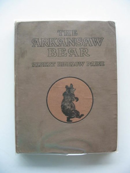 Photo of THE ARKANSAW BEAR written by Paine, Albert Bigelow illustrated by Rountree, Harry published by George G. Harrap & Co. Ltd. (STOCK CODE: 601941)  for sale by Stella & Rose's Books
