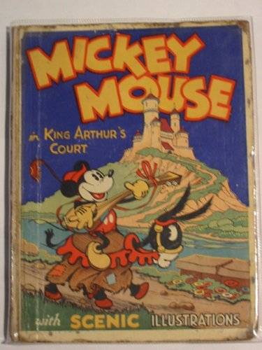 Photo of MICKEY MOUSE IN KING ARTHUR'S COURT written by Disney, Walt illustrated by Disney, Walt published by Dean & Son Ltd. (STOCK CODE: 602117)  for sale by Stella & Rose's Books