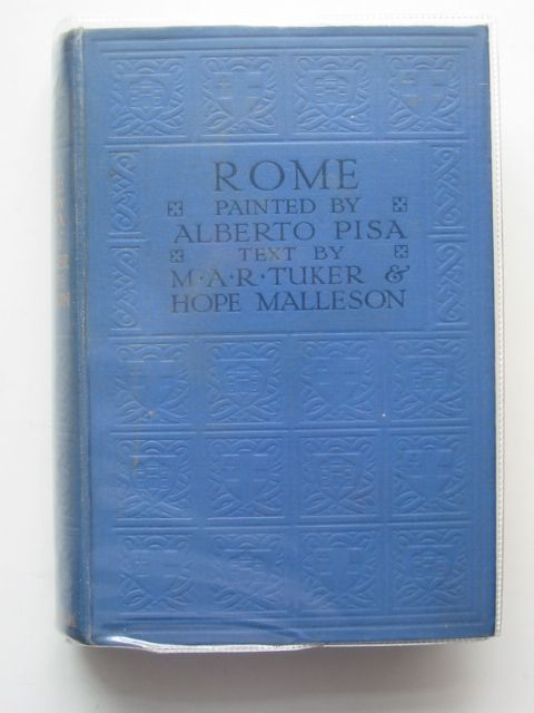 Photo of ROME written by Tuker, M.A.R.<br />Malleson, Hope illustrated by Pisa, Alberto published by A. & C. Black Ltd. (STOCK CODE: 602274)  for sale by Stella & Rose's Books