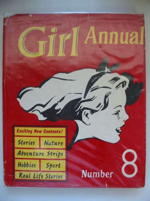 Photo of GIRL ANNUAL No. 8 written by Morris, Marcus published by Hulton Press Ltd. (STOCK CODE: 603370)  for sale by Stella & Rose's Books