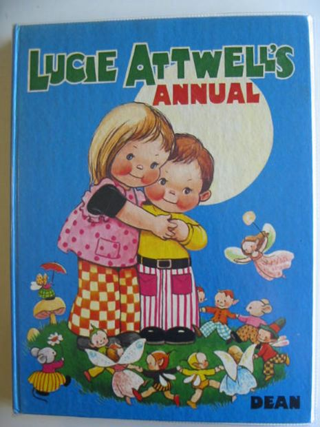 Photo of LUCIE ATTWELL'S ANNUAL 1974 written by Attwell, Mabel Lucie illustrated by Attwell, Mabel Lucie published by Dean & Son Ltd. (STOCK CODE: 603868)  for sale by Stella & Rose's Books