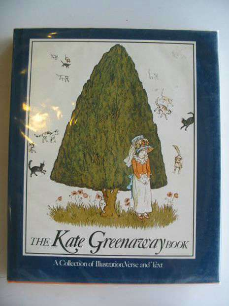 Photo of THE KATE GREENAWAY BOOK written by Holme, Bryan illustrated by Greenaway, Kate published by Viking Press, NY (STOCK CODE: 604987)  for sale by Stella & Rose's Books