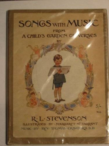 Photo of SONGS WITH MUSIC FROM A CHILD'S GARDEN OF VERSES written by Stevenson, Robert Louis illustrated by Tarrant, Margaret published by T.C. & E.C. Jack (STOCK CODE: 605060)  for sale by Stella & Rose's Books