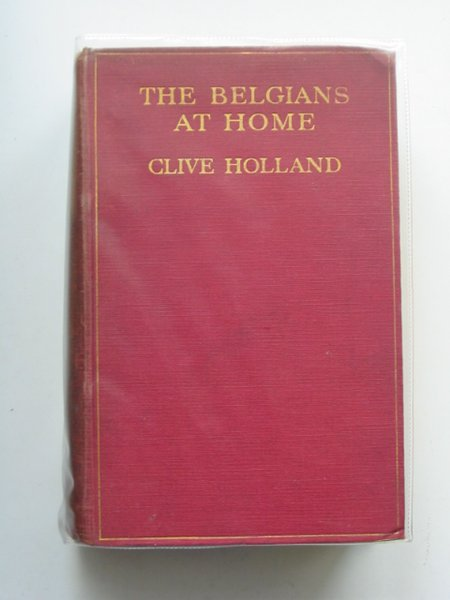 Photo of THE BELGIANS AT HOME written by Holland, Clive illustrated by Snowden, Douglas published by Methuen & Co. Ltd. (STOCK CODE: 606137)  for sale by Stella & Rose's Books