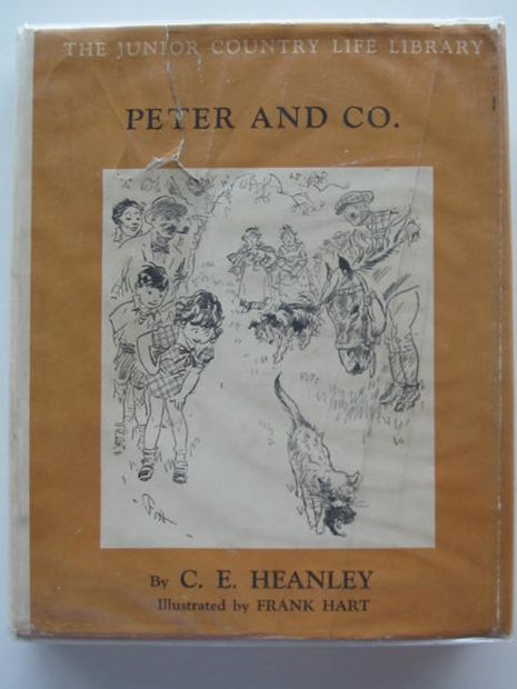 Photo of PETER & CO. written by Heanley, C.E. illustrated by Hart, Frank published by Country Life Limited (STOCK CODE: 606690)  for sale by Stella & Rose's Books