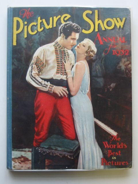 Photo of PICTURE SHOW ANNUAL 1932 published by The Amalgamated Press (STOCK CODE: 608789)  for sale by Stella & Rose's Books