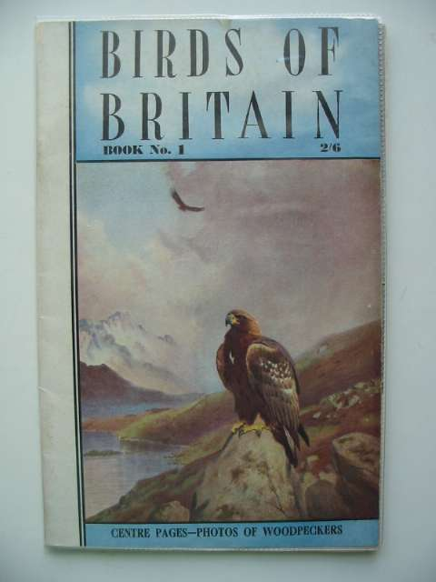 Photo of BIRDS OF BRITAIN No. 1 published by Eagle Publishing (STOCK CODE: 610267)  for sale by Stella & Rose's Books