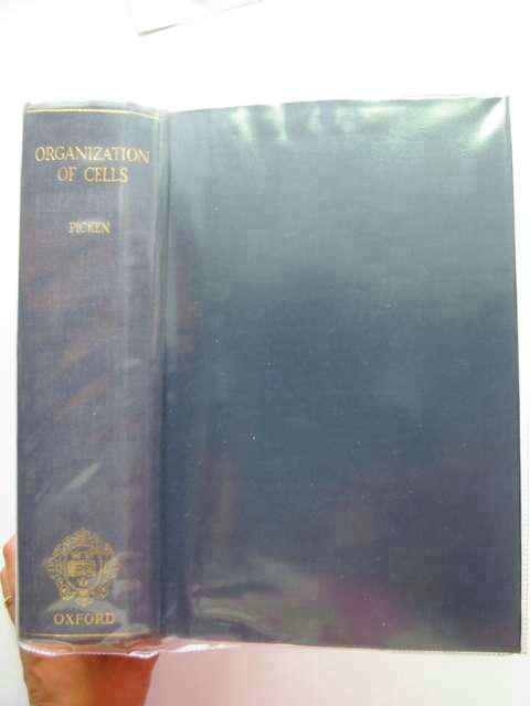 Photo of THE ORGANIZATION OF CELLS written by Picken, Laurence published by Oxford University Press (STOCK CODE: 611072)  for sale by Stella & Rose's Books