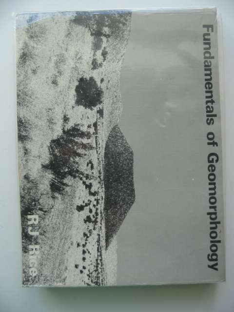 Photo of FUNDAMENTALS OF GEOMORPHOLOGY written by Rice, R.J. published by Longman (STOCK CODE: 611815)  for sale by Stella & Rose's Books