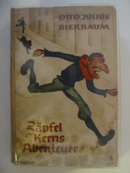Photo of ZAPFEL KERNS UBENTEUER written by Bierbaum, Otto Julius illustrated by Schmidhammer, Urpad published by Hermann Schafftein (STOCK CODE: 614270)  for sale by Stella & Rose's Books