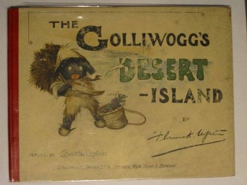 Photo of THE GOLLIWOGG'S DESERT ISLAND written by Upton, Bertha illustrated by Upton, Florence published by Longmans, Green & Co. (STOCK CODE: 615071)  for sale by Stella & Rose's Books
