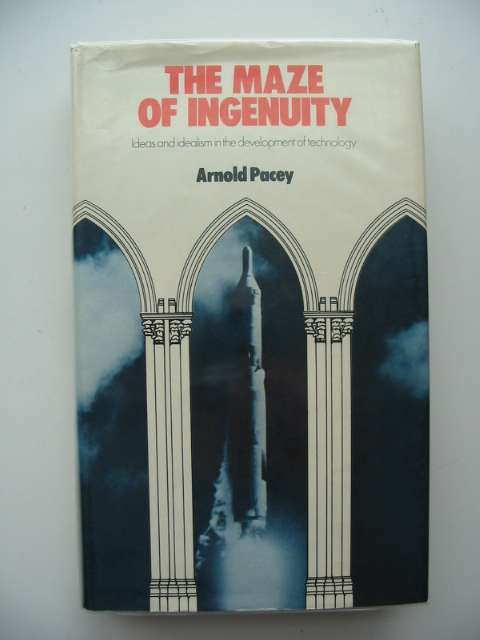 Photo of THE MAZE OF INGENUITY written by Pacey, Arnold published by Allen Lane (STOCK CODE: 615514)  for sale by Stella & Rose's Books