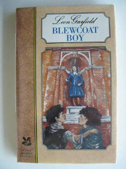 Photo of BLEWCOAT BOY written by Garfield, Leon illustrated by Finn, Elizabeth published by Victor Gollancz (STOCK CODE: 619090)  for sale by Stella & Rose's Books