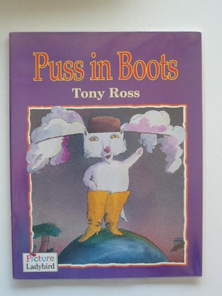 Photo of PUSS IN BOOTS written by Ross, Tony illustrated by Ross, Tony published by Ladybird Books (STOCK CODE: 619540)  for sale by Stella & Rose's Books