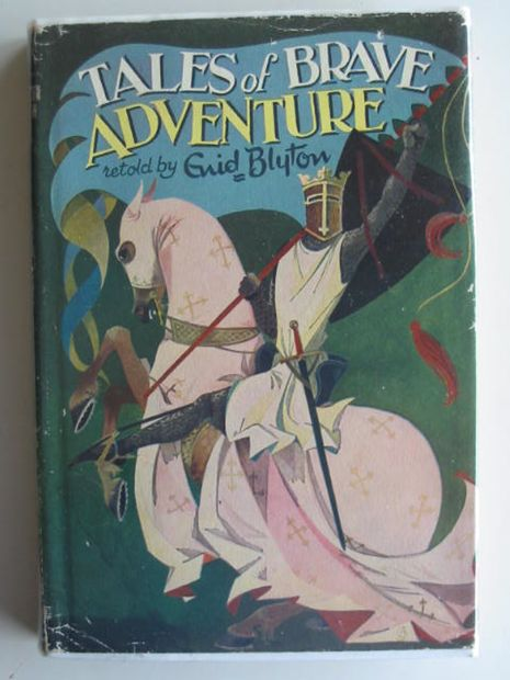 Photo of TALES OF BRAVE ADVENTURE written by Blyton, Enid published by Dean & Son Ltd. (STOCK CODE: 619565)  for sale by Stella & Rose's Books