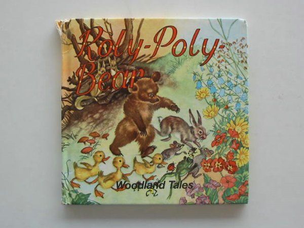 Photo of ROLY-POLY BEAR written by Rudeman, Dolly illustrated by Rudeman, Dolly published by Peter Haddock (STOCK CODE: 619934)  for sale by Stella & Rose's Books