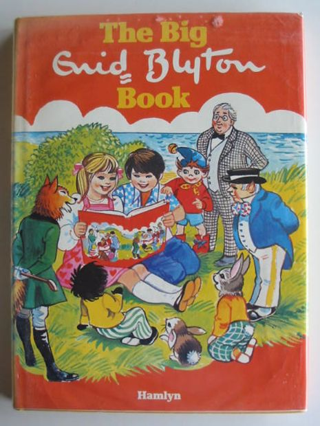 Photo of THE BIG ENID BLYTON BOOK written by Blyton, Enid published by Hamlyn (STOCK CODE: 620007)  for sale by Stella & Rose's Books
