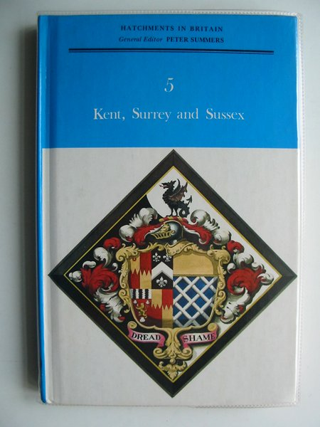 Photo of HATCHMENTS IN BRITAIN 5 written by Summers, Peter<br />Titterton, John published by Phillimore & Co. Ltd. (STOCK CODE: 620555)  for sale by Stella & Rose's Books