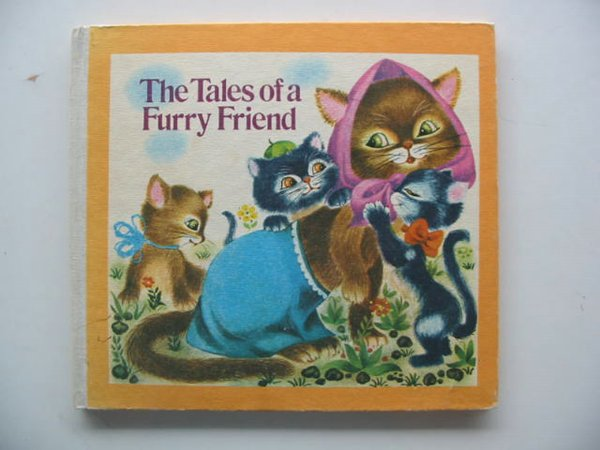 Photo of THE TALES OF A FURRY FRIEND written by Tomescu, Viorica illustrated by Ceausu-Pandele, Ileana published by Ion Creanga Publishing House (STOCK CODE: 620687)  for sale by Stella & Rose's Books