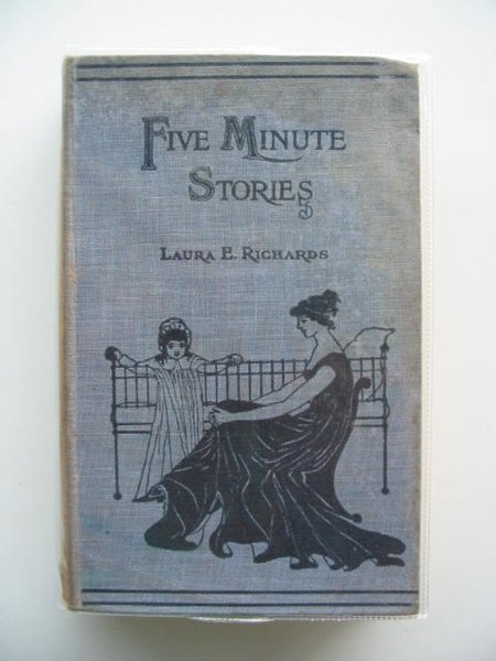 Photo of FIVE MINUTE STORIES written by Richards, Laura E. illustrated by Wheelan, A.R.<br />Barry, E.B.<br />et al.,  published by H.R. Allenson (STOCK CODE: 621731)  for sale by Stella & Rose's Books
