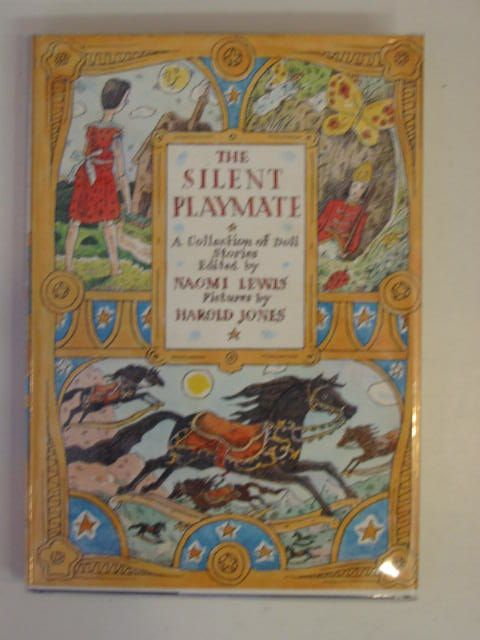 Photo of THE SILENT PLAYMATE written by Lewis, Naomi illustrated by Jones, Harold published by Victor Gollancz Ltd. (STOCK CODE: 621797)  for sale by Stella & Rose's Books