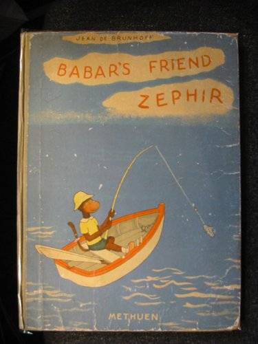 Photo of BABAR'S FRIEND ZEPHIR written by De Brunhoff, Jean illustrated by De Brunhoff, Jean published by Methuen & Co. Ltd. (STOCK CODE: 621831)  for sale by Stella & Rose's Books