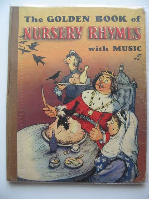 Photo of THE GOLDEN BOOK OF NURSERY RHYMES written by Micklem, T.C. published by Blandford Press (STOCK CODE: 621843)  for sale by Stella & Rose's Books