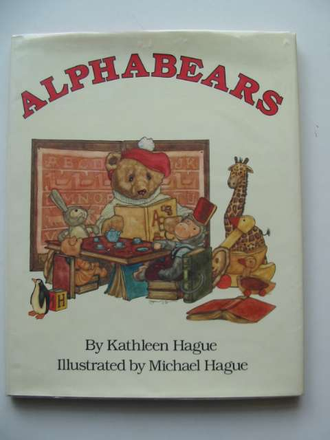 Photo of ALPHABEARS written by Hague, Kathleen illustrated by Hague, Michael published by Methuen Children's Books Ltd. (STOCK CODE: 622123)  for sale by Stella & Rose's Books