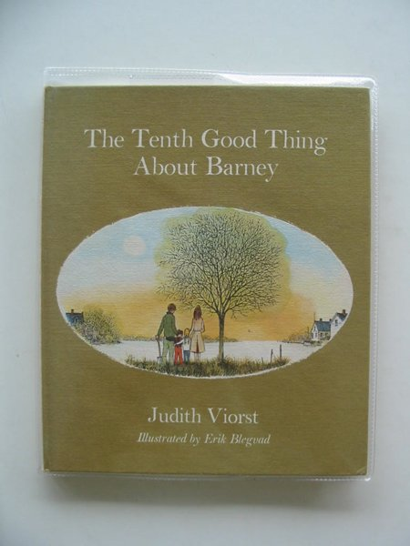 Photo of THE TENTH GOOD THING ABOUT BARNEY written by Viorst, Judith illustrated by Blegvad, Erik published by Collins (STOCK CODE: 622195)  for sale by Stella & Rose's Books