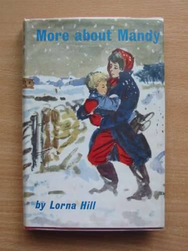 Photo of MORE ABOUT MANDY written by Hill, Lorna illustrated by Robinson, Ann Kent published by Evans Brothers Limited (STOCK CODE: 623316)  for sale by Stella & Rose's Books