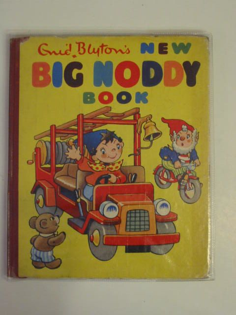 Photo of THE NEW BIG NODDY BOOK written by Blyton, Enid published by Sampson Low, Marston & Co. Ltd., Dennis Dobson (STOCK CODE: 623445)  for sale by Stella & Rose's Books