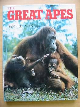 Photo of THE GREAT APES written by Freeman, Dan published by Hamlyn (STOCK CODE: 624379)  for sale by Stella & Rose's Books