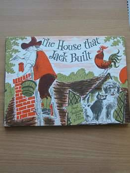 Photo of THE HOUSE THAT JACK BUILT illustrated by Galdone, Paul published by The Bodley Head (STOCK CODE: 624602)  for sale by Stella & Rose's Books