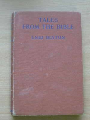 Photo of TALES FROM THE BIBLE written by Blyton, Enid illustrated by Soper, Eileen published by Methuen & Co. Ltd. (STOCK CODE: 625603)  for sale by Stella & Rose's Books
