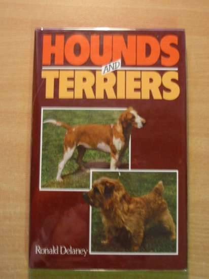 Photo of HOUNDS AND TERRIERS written by Delaney, Ronald published by Blandford Press (STOCK CODE: 625748)  for sale by Stella & Rose's Books
