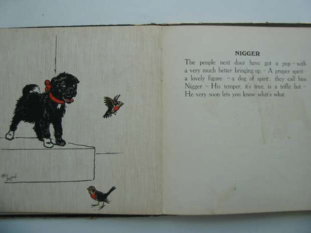 Photo of THE BLACK PUPPY BOOK written by Aldin, Cecil illustrated by Aldin, Cecil published by Henry Frowde, Hodder & Stoughton (STOCK CODE: 626881)  for sale by Stella & Rose's Books