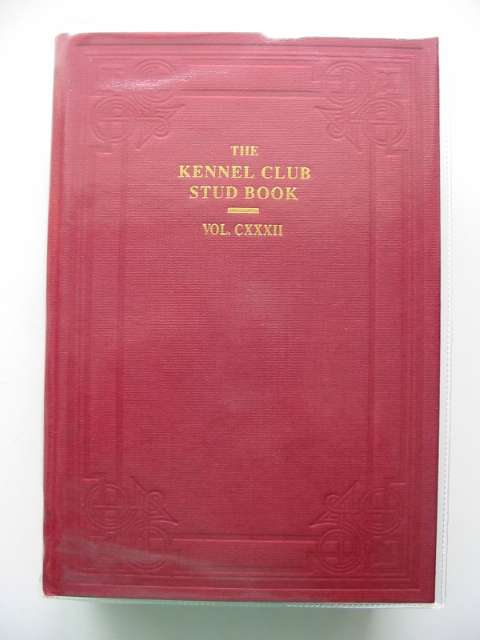 Photo of THE KENNEL CLUB STUD BOOK FOR THE YEAR 2004 VOL CXXXII published by The Kennel Club (STOCK CODE: 626925)  for sale by Stella & Rose's Books