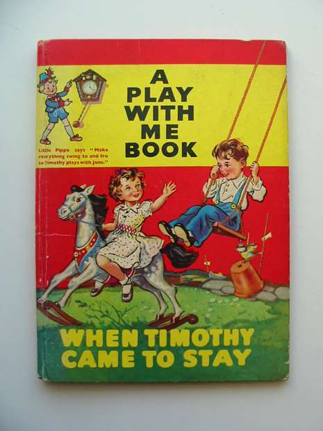 Photo of WHEN TIMOTHY CAME TO STAY written by Verrent, Ann published by Sampson Low, Marston & Co. Ltd. (STOCK CODE: 626996)  for sale by Stella & Rose's Books