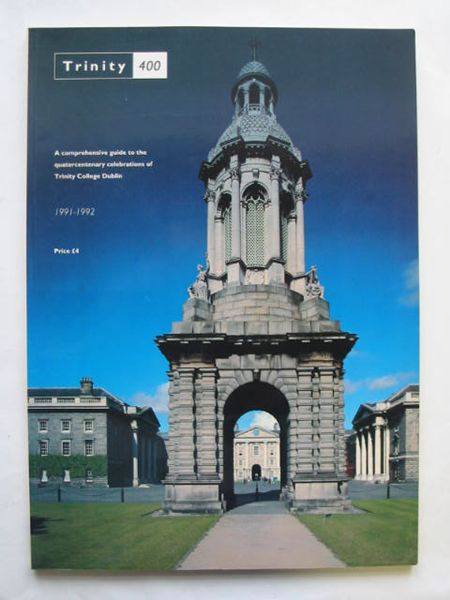 Photo of TRINITY 400 published by Trinity College Dublin Press (STOCK CODE: 628281)  for sale by Stella & Rose's Books