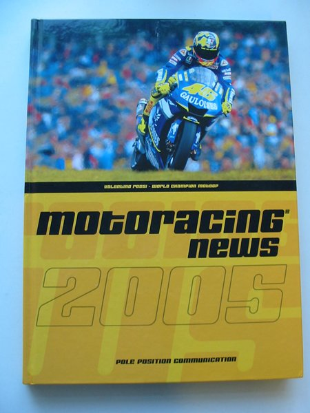 Photo of MOTORACING NEWS 2005 published by Pole Position Communications (STOCK CODE: 629004)  for sale by Stella & Rose's Books