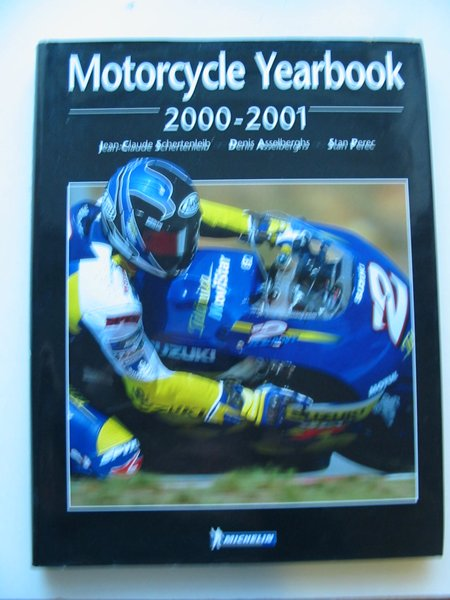 Photo of THE MOTORCYCLE YEARBOOK 2000-2001 written by Schertenleib, Jean-Claude published by Chronosports Gsn Publishing (STOCK CODE: 629006)  for sale by Stella & Rose's Books