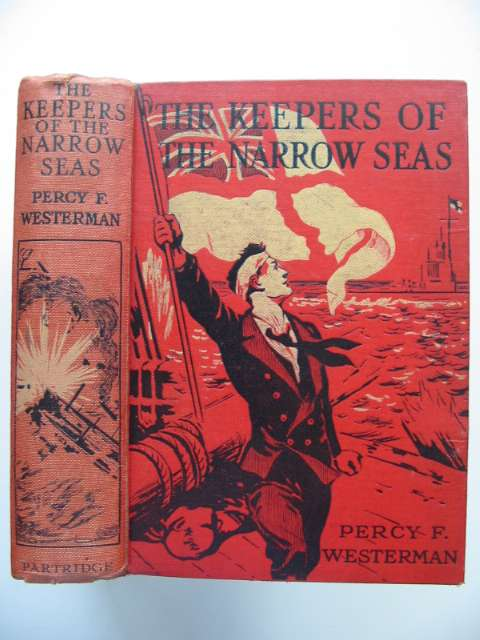 Photo of THE KEEPERS OF THE NARROW SEAS written by Westerman, Percy F. published by S.W. Partridge & Co. Ltd. (STOCK CODE: 629344)  for sale by Stella & Rose's Books