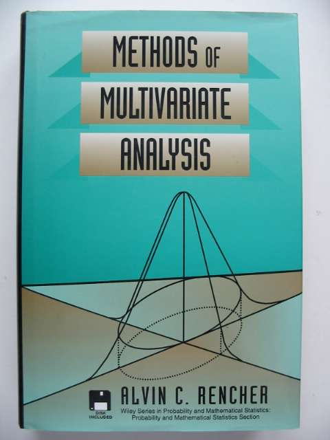 Photo of METHODS OF MULTIVARIATE ANALYSIS written by Rencher, Alvin C. published by John Wiley & Sons (STOCK CODE: 630024)  for sale by Stella & Rose's Books