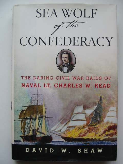 Photo of SEA WOLF OF THE CONFEDERACY written by Shaw, David W. published by The Free Press (STOCK CODE: 630311)  for sale by Stella & Rose's Books