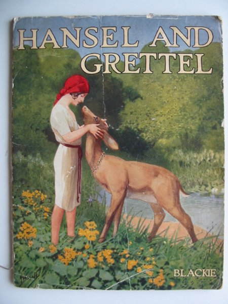 Photo of HANSEL AND GRETTEL AND SNOW-DROP illustrated by Hassall, John published by Blackie & Son Ltd. (STOCK CODE: 630360)  for sale by Stella & Rose's Books