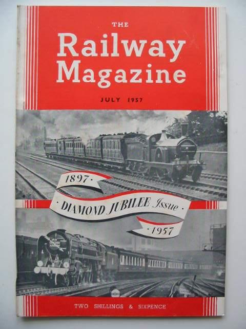 THE RAILWAY MAGAZINE VOL 103 - 1957 (12 ISSUES), STOCK ...