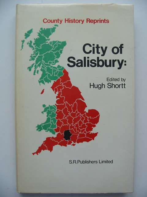 Photo of CITY OF SALISBURY written by Shortt, Hugh published by S.R. Publishers Ltd. (STOCK CODE: 630965)  for sale by Stella & Rose's Books