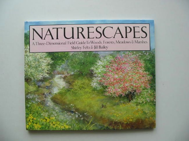 Photo of NATURESCAPES written by Bailey, Jill illustrated by Felts, Shirley published by Viking Kestrel (STOCK CODE: 631203)  for sale by Stella & Rose's Books