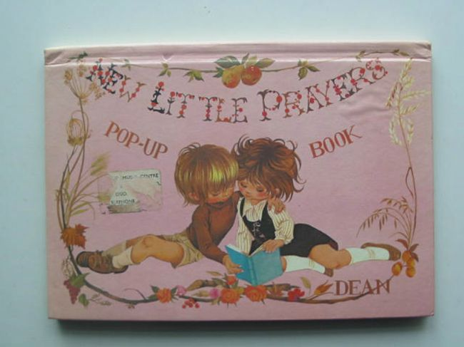 Photo of NEW LITTLE PRAYERS POP-UP BOOK illustrated by Johnstone, Janet Grahame<br />Johnstone, Anne Grahame published by Dean & Son Ltd. (STOCK CODE: 631267)  for sale by Stella & Rose's Books
