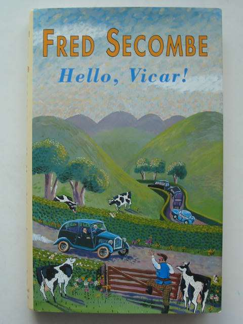 Photo of HELLO, VICAR written by Secombe, Fred published by Michael Joseph (STOCK CODE: 631516)  for sale by Stella & Rose's Books